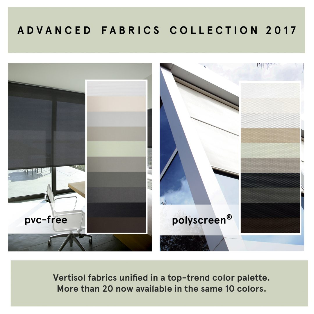 Advanced Fabrics Collection – The Contract Market Solution