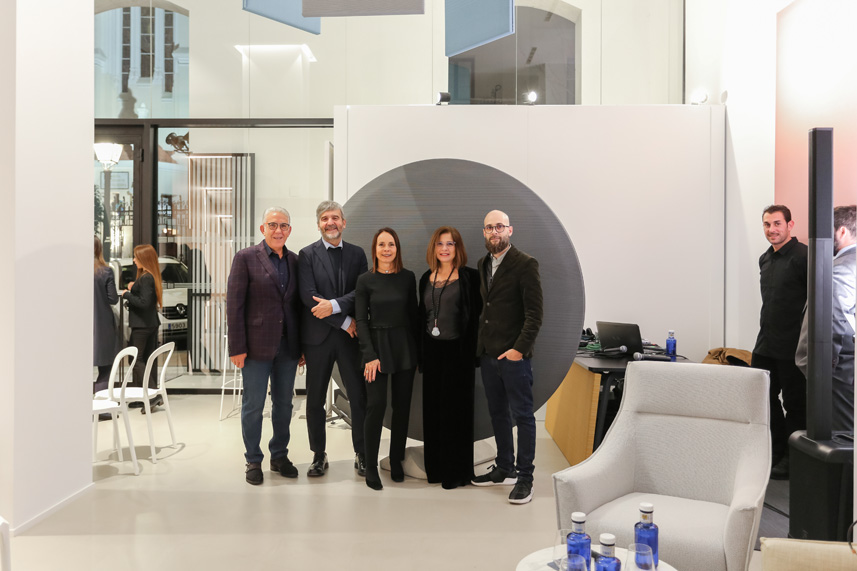 Monica Armani and Luca Dallabeta present the Vertisol TACET collection